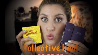 Collective Haul- Αγορές από Ελλάδα και Αμερική (Mac, Tarte, Sephora κ.α) Thumbnail