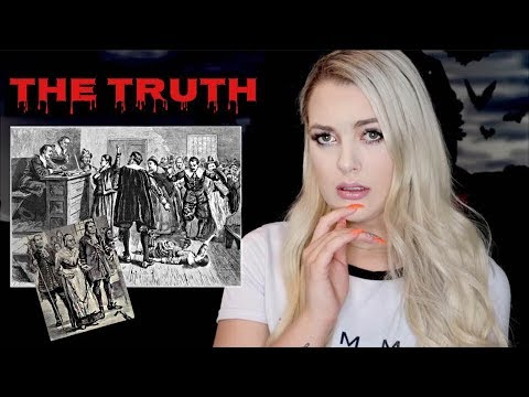 The Salem Witch Trials…