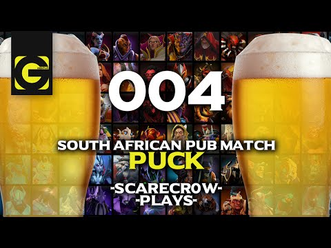 South African Dota 2 Pub #004 Puck