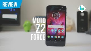 Motorola Moto Z2 Force - Review en español