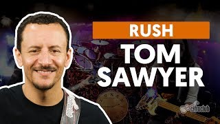 Tom Sawyer - Rush (aula de baixo)