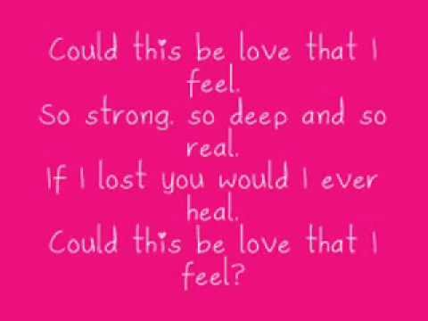 Could this be love - Victoria Acosta