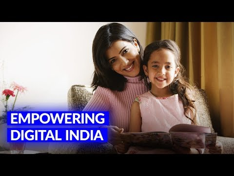 Reliance Communications - Empowering Digital India