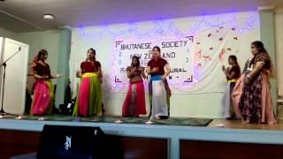 Bhutanese Nepali maruni dance