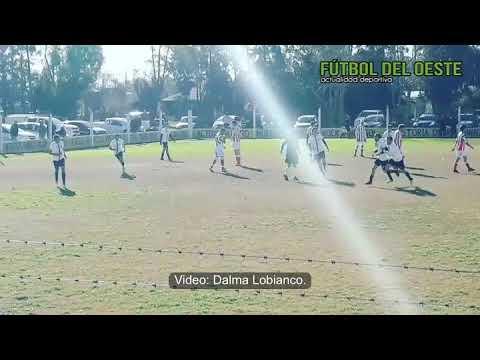 Huracán F.C. (Carlos Tejedor) 2 - 0 Atlético Rivadavia (América)