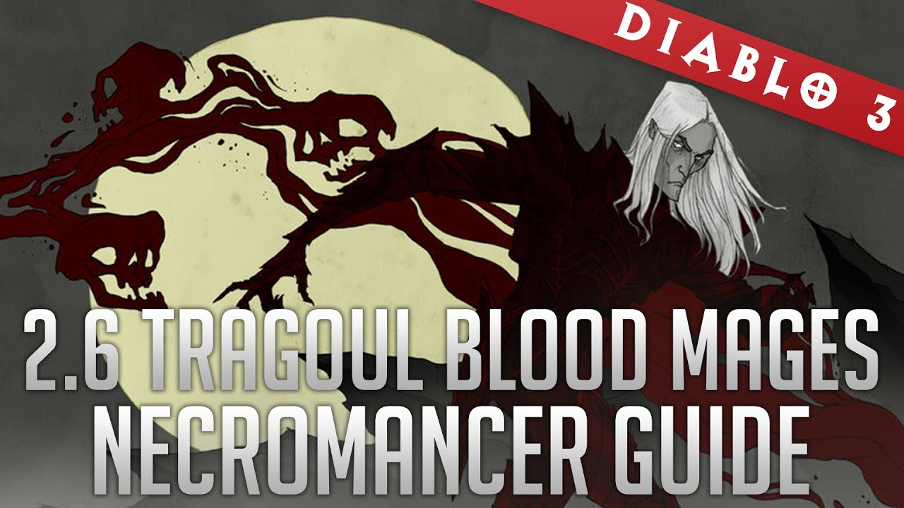 Necromancer Skeletal Mages Build With Trag'Oul and Jesseth