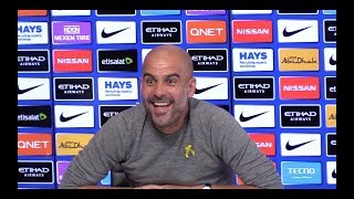 Guardiola: I never doubted my ability to succeed at Manchester City
