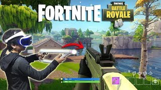 SO IT WOULD BE FORTNITE IN VIRTUAL REALITY BATTLE ROYALE Rec Royale