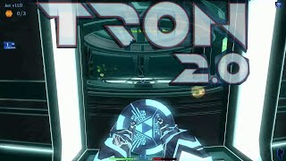 How to play Tron 2.0 in 1080p 60fps (Killer App mod)