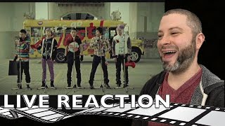 BIGBANG - Sunset Glow Music Video REACTION