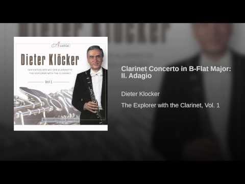 Clarinet Closet