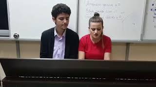 Feride Hilal Akın - Gizli Aşk(Cover)