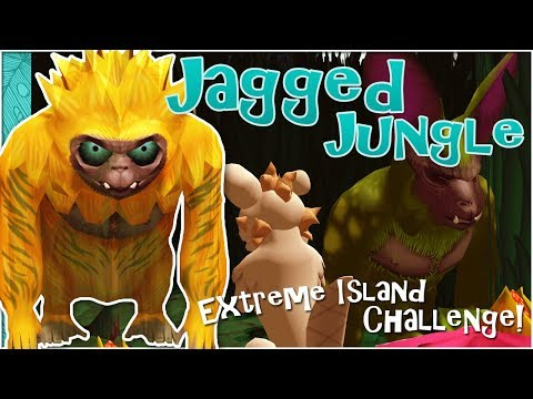 The Trickster God's Sly Ways 🌿 Niche: Jagged Jungle! Extreme Challenge! • #3