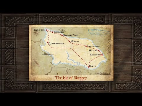 Visit Sheppey: A Tour of the Isle of Sheppey