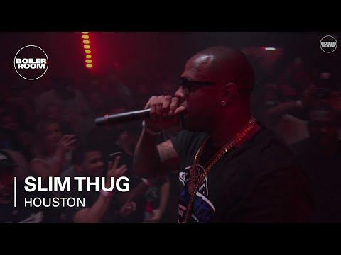 Slim Thug Boiler Room x Budweiser Houston Live Set