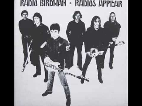 Radio Birdman - Man With The Golden Helmet