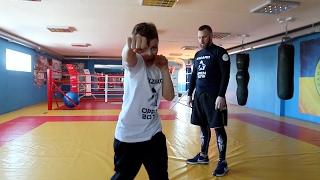#1 - Учим боксировать Детей. Координация, Техника, ОФП
