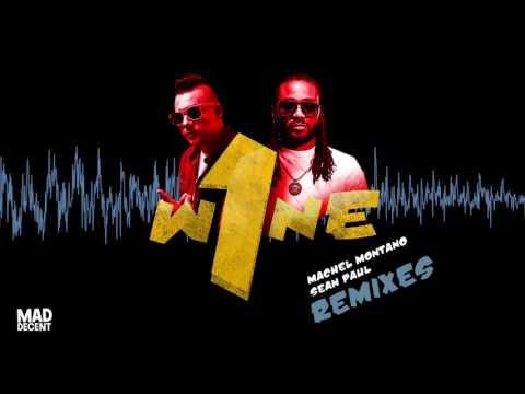 Machel Montano & Sean Paul - One Wine (feat. Major Lazer) [Ape Drums Remix] {Official Full Stream}