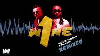 Machel Montano & Sean Paul - One Wine (feat. Major Lazer) [Ape Drums Remix] {Official Full Stream}