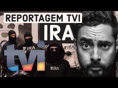 IRA - REPORTAGEM TVI I QUERO LÁ SABER #47