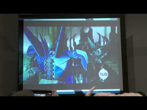 Transformers Prime Season 3 Teaser from NYCC 2012