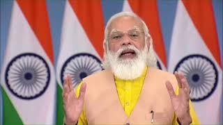 Премьер-министр Индии Нарендра Моди о 125-летии явления Шрилы Прабхупады —...