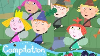 Video Ben and Holly's Little Kingdom - Compilation (50 Minutes) download MP3, 3GP, MP4, WEBM, AVI, FLV Juli 2018
