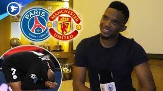 Samuel Eto'o livre son sentiment sur le fiasco du PSG en Ligue des champions
