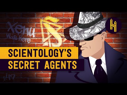 How Scientology Got 5,000 Secret Agents In The Government