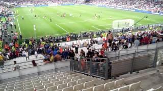 Hooligans England vs. Russia Marseille 2016