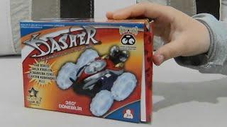 Arabaya Dönüşebilen Transformers Robot ve Dasher Takla Atan Araba Berat Çok Eğlendi