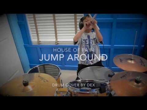 House of Pain - Jump Around (Drum Cover)
