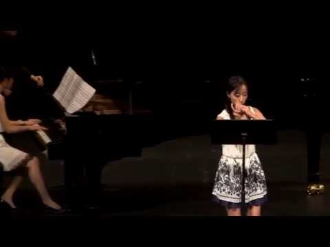 Golden Girl by Tommy Reilly Harmonica solo by Lee Shuk Yin. Karmen Ng at the piano. 15.9.2014