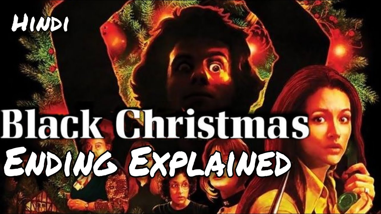 Black Christmas 1974 | Ending Explained In HIndi | Movie Explained In Hindi