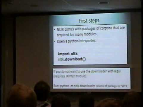 nltk presentation part2
