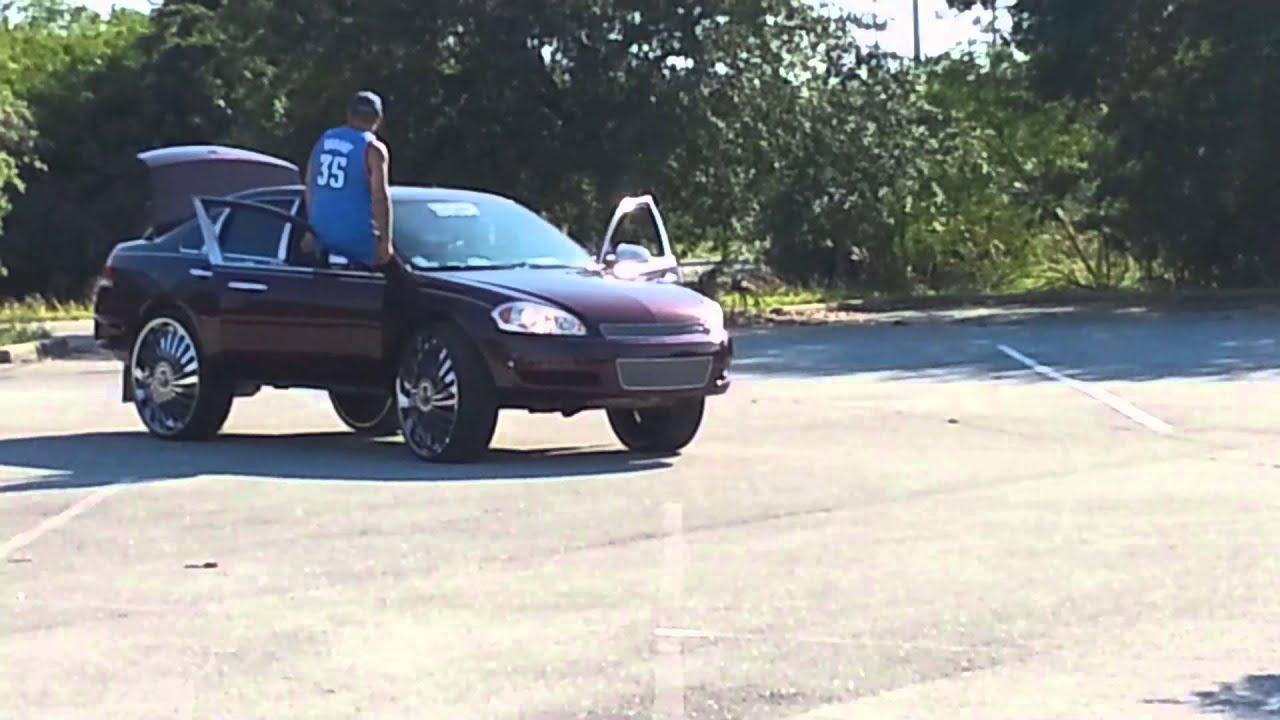 07 impala ss on 24's by thomastime817