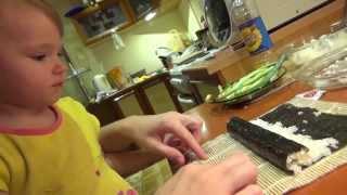Как мы готовили суши(, 2013-12-01T23:41:19.000Z)