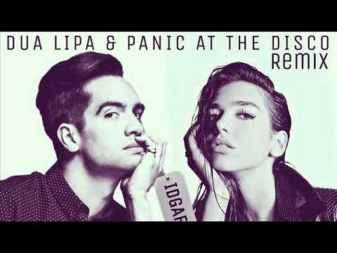 Dua Lipa feat Panic at the disco - IDGAF (Toño Alcocer Remix)