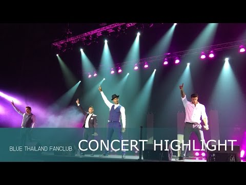 BLUE live in Bangkok 2015 – Highlight (Blue Thailand Fanclub)