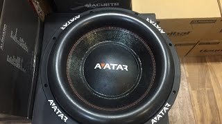 Video Распаковка и обзор AVATAR STU-15D2 download MP3, 3GP, MP4, WEBM, AVI, FLV September 2018