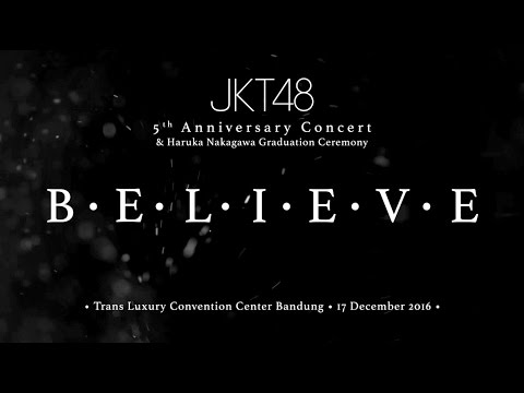 "[Teaser] JKT48 ""B•E•L•I•E•V•E"""