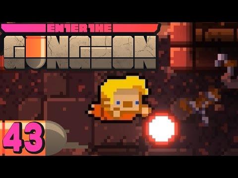 Enter the Gungeon Let's Play - Episode 43 - Dodgitus [Enter the Gungeon Gameplay]