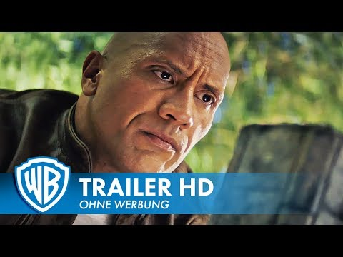 RAMPAGE – BIG MEETS BIGGER - Trailer #1 Deutsch HD German (2018)