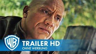 RAMPAGE – BIG MEETS BIGGER - Trailer #1 Deutsch HD German (2018)