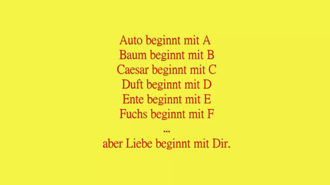 liebesprüche ♥ -nise [hd][german] 001 - youtube