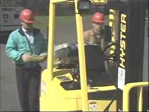 Forklift Refresher Training Video