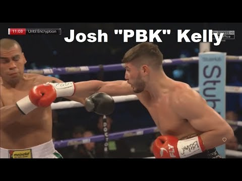 "Josh ""PBK"" Kelly - Hands Down"