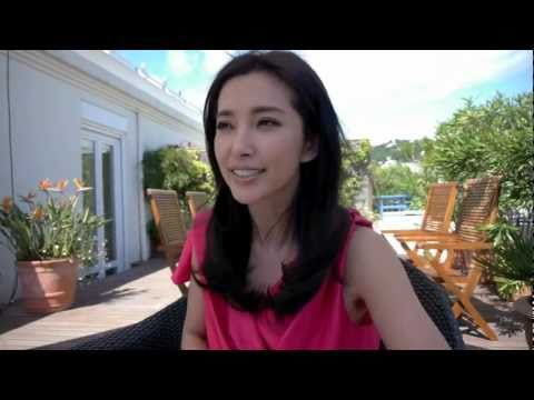 Li Bing Bing on L'Oreal makeup at Cannes.mov
