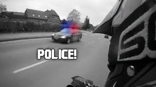 Police Dirtbike Chase [YZ450F]