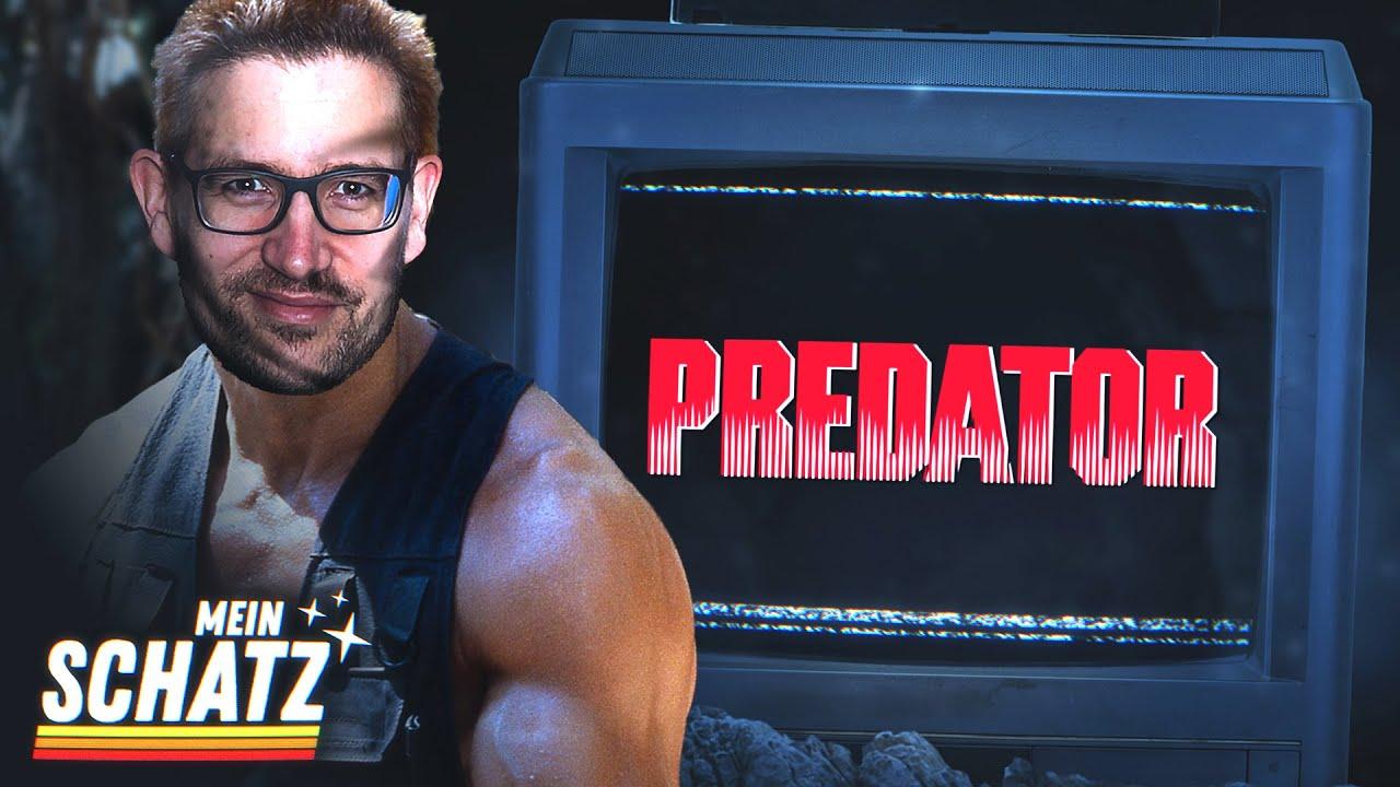 Die Neuerfindung des Action-Genre: Predator | Mein Schatz